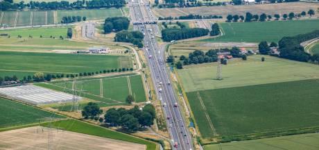 Lokalen Hoeksche Waard: extra afslag A29 richting westen eiland