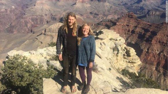 Lucas Fowler en Chynna Deese.