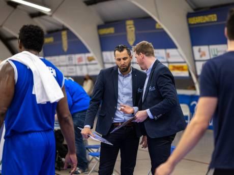 Basketbalcoach Otten voor twee jaar naar topclub Donar: 'Deze kans kan ik niet voorbij laten gaan'