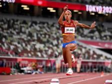 La Vénézuélienne Yulimar Rojas pulvérise le record du monde du triple saut et remporte l'or