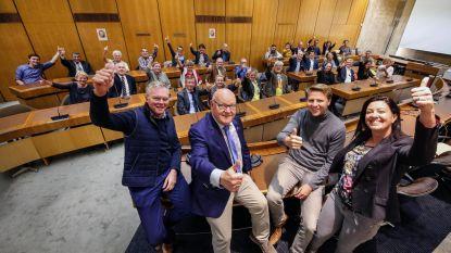 Knap staaltje humor: iedereen van N-VA verkozen