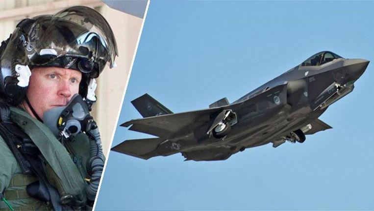 null Beeld USAF/Reuters