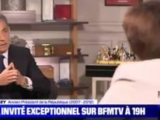 """La contre-attaque virulente de Sarkozy à la télévision: """"Je ne suis pas un pourri"""""""