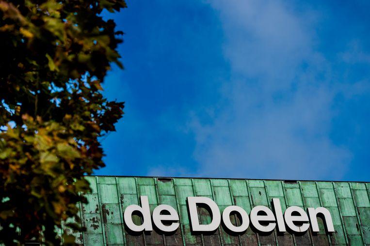 Exterieur van De Doelen Beeld Hollandse Hoogte /  ANP