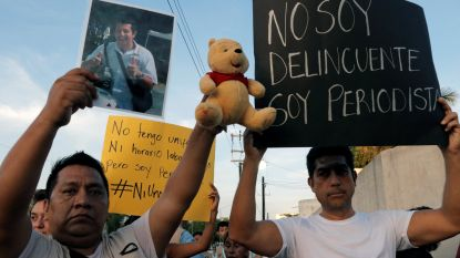 Opnieuw journalist vermoord in Mexico