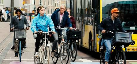 Oud-wielrenner Stef Clement: 'Fietsen in de spits door Utrecht is gevaarlijker dan in het profpeloton'