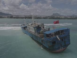 Weer schip vastgelopen voor kust van Mauritius, race tegen de klok om ernstige vervuiling te vermijden