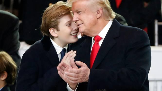 Barron Trump moqué pour son autisme supposé