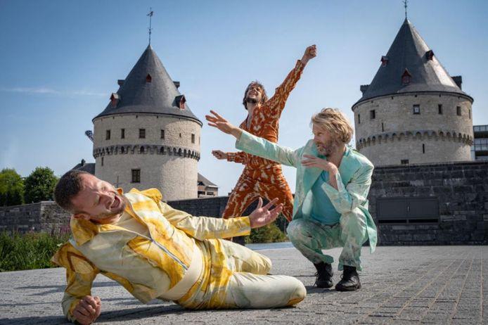 Dansstorm zet van vrijdag 17 tot en met zondag 19 september de stad op stelten