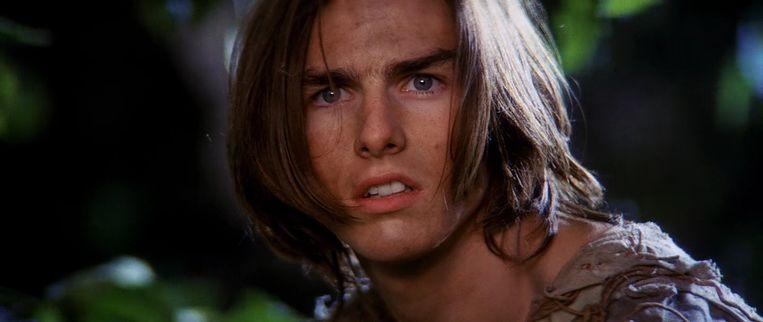 Tom Cruise in Legend. Beeld