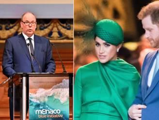 """Prins Albert van Monaco heeft kritiek op interview Harry en Meghan: """"Dit was niet het juiste platform"""""""