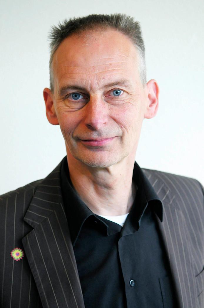 Wethouder Arjen Rijsdijk.