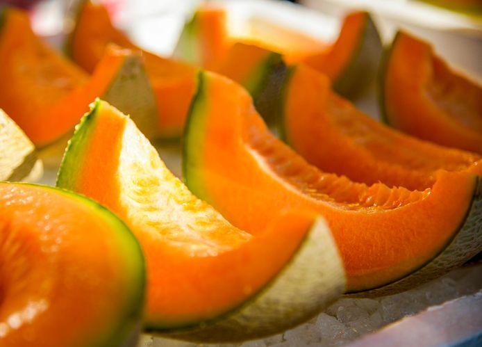 De Yubari-meloen is een delicatesse in Japan.