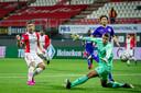 Glenn Bijl: vroeger FC Groningen, nu FC Emmen.