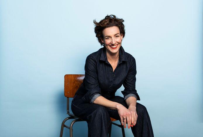 Sara van Gorp, chef Mezza, het magazine voor een goed weekend