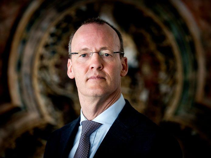 Klaas Knot, president van De Nederlandsche Bank.