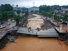 Inondations en Chine: nouveau bilan de 33 morts et 8 disparus