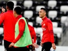 PSV start met Eran Zahavi in de basis tegen Rosenborg