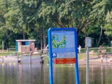 Negatief zwemadvies voor Plas Merwelanden door blauwalg