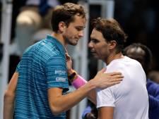 Medvedev wil na verloren finale aanval doen op Nadal in Ahoy