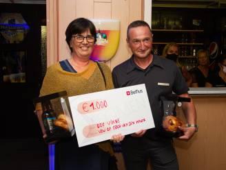 GP Ferdi Van Den Haute schenkt 1.000 euro aan Ondersteunings- en Zorgcentrum Sint-Vincentius