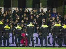 FC Oss laat 'harde kern'-vak uit protest leeg tegen Fortuna Sittard