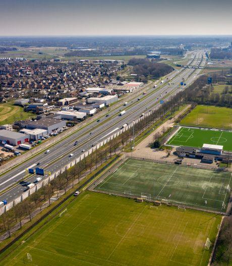 Nieuwe afslag, nieuwe bruggen en meer rijbanen, volop plannen voor de A2