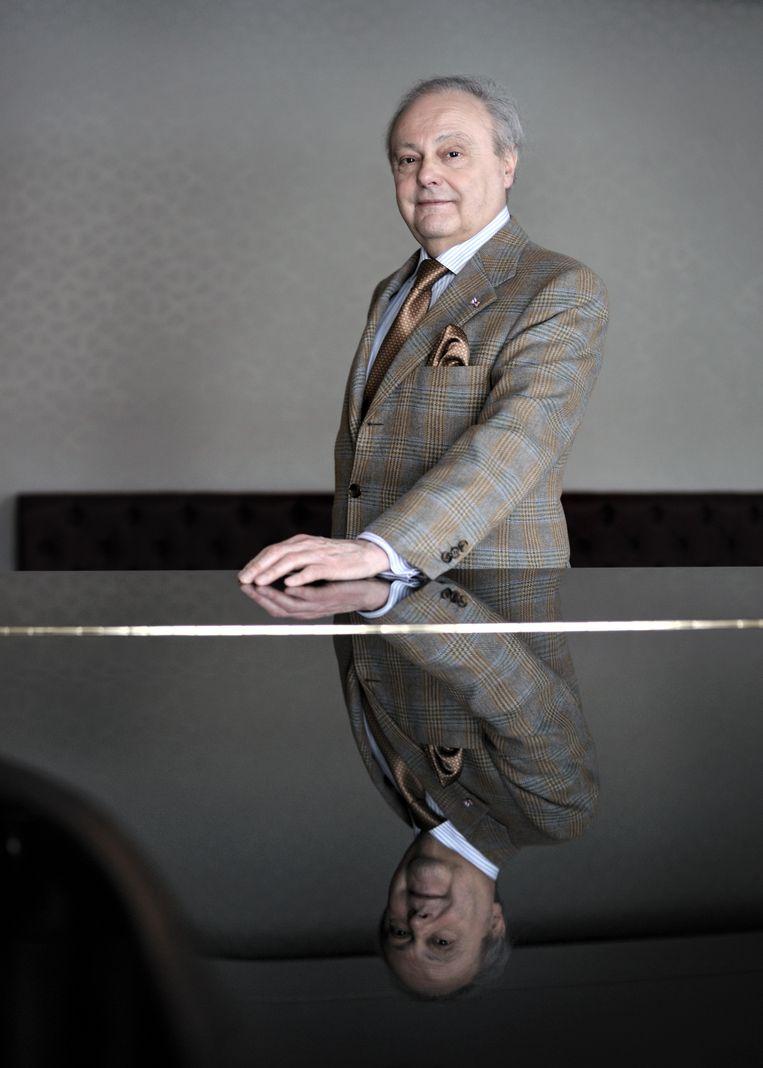Marco Riaskoff Beeld Foto Joost van den Broek