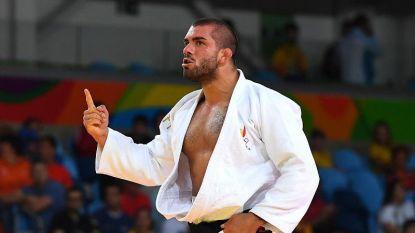 Toma Nikiforov kampt om goud in klasse tot 100 kg op Grand Slam judo in Ekaterinburg