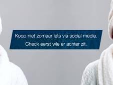'Pas op met spullen kopen via Facebook en Instagram'