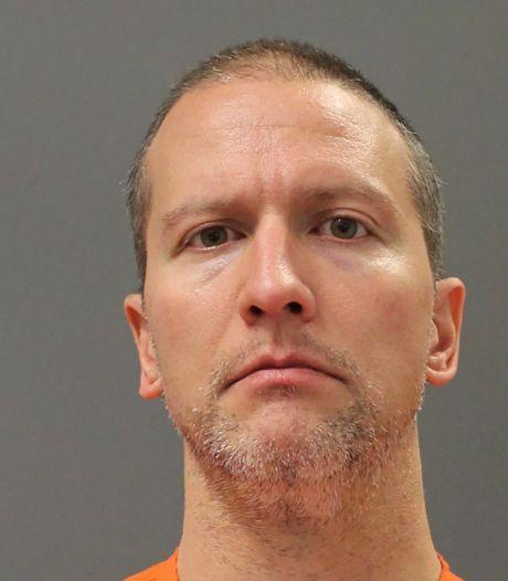 Agent die knie in nek George Floyd drukte voor de rechter: borgsom bedraagt 1,2 miljoen