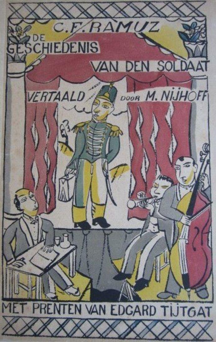 'De geschiedenis van den soldaat' in vertaling van Martinus Nijhoff
