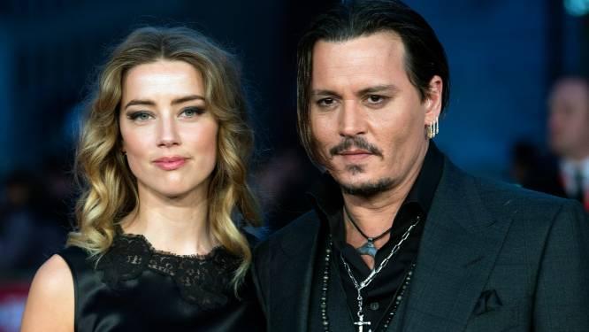 Amber Heard mag aanwezig zijn bij zaak tussen Johnny Depp en The Sun, ondanks vechtscheiding