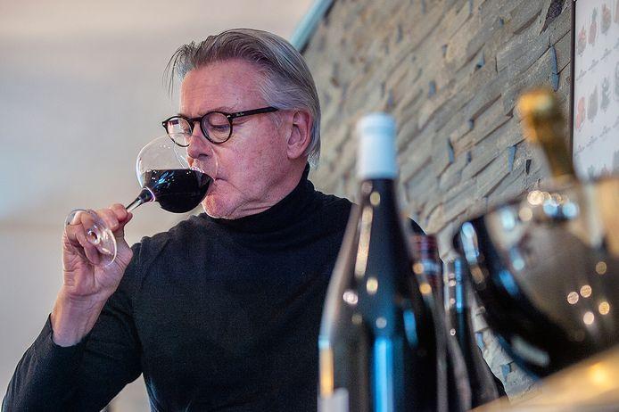 Bart Vanderstraten wil een wijngilde oprichten en zoekt daarvoor vrijwilligers.