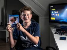 FIFA-fan Florian heeft editie 22 al in handen, eindelijk met zijn favoriete club NEC: 'Mijn favoriete speler? Schöne!'