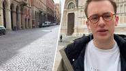 """Borgerhoutse student keert terug uit Bologna: """"Psychologisch heel zwaar om elke minuut met corona geconfronteerd te worden"""""""