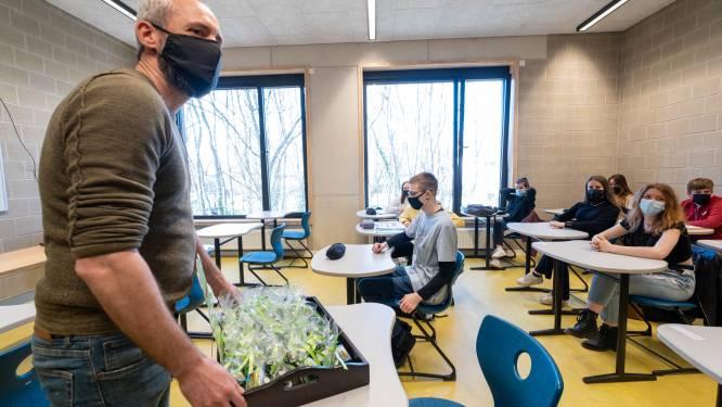 Nieuwigheid op Campus Louis Zimmer: app helpt welbevinden van scholieren in kaart brengen