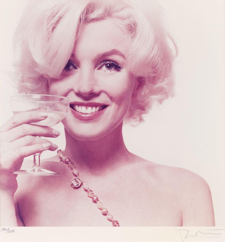Marilyn Monroe, de Cleopatra van de moderne tijd. Beeld AP