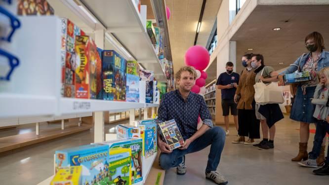 Gezelschapsspel spelen? Voortaan in bibliotheek meer dan 120 spelletjes uit te lenen
