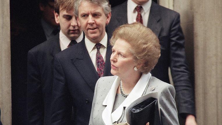 Maraget Thatcher Beeld ap
