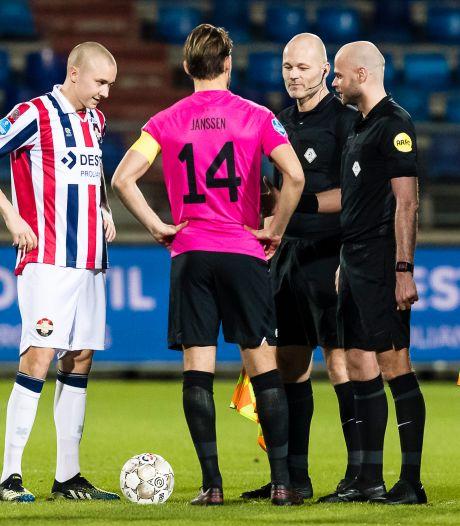 Dit keer bepalen de spelers van Willem II níet de tactiek tegen FC Utrecht