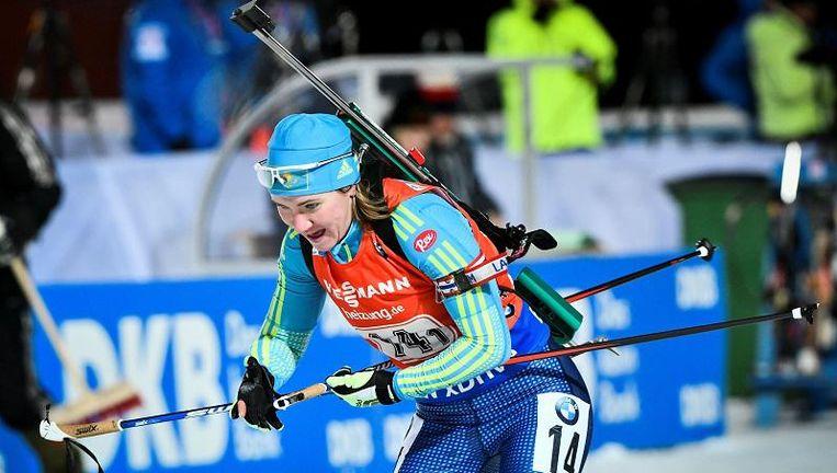 Galina Vishnevskaya van Kazakhstan
