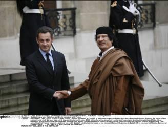 Nieuwe aanwijzingen dat Kadhafi in 2007 Sarkozy's kiescampagne financierde