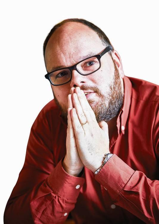 Frank Bosman, cultuurtheoloog en publicist