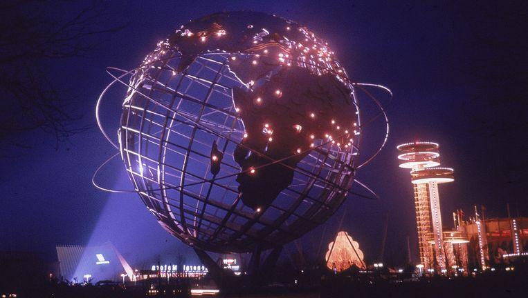 De wereldtentoonstelling in 1964 gunde de bezoekers een blik op de toekomst. Beeld GETTY