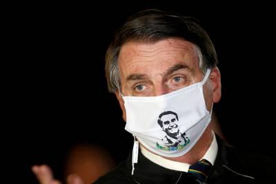 Le président brésilien Jair Bolsonaro testé positif au Covid-19