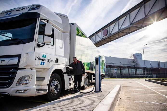 De elektrische vrachtwagens die in Nederland rondrijden, doen dat in het kader van proefprojecten. Zowel Jumbo als Albert Heijn experimenteren ermee voor de bevoorrading van hun supermarkten.