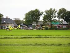 Meisje ernstig gewond na val in stal op boerderij bij Wijhe