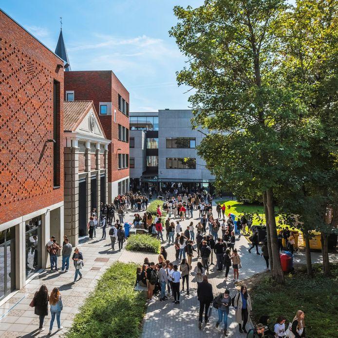 COLOMAplus in Mechelen, dat onder meer met 'Architecturale en beeldende vorming', 'Grafische technieken Creatie en Mode', 'Moderealisatie en textielverzorging' en 'Decor en etalage' start.