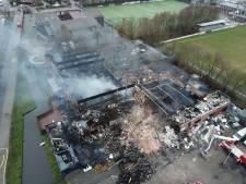 Levenswerk ging in vlammen op: Wielaart en Zeeman blikken terug op vernietigende brand bij Boetzelaer
